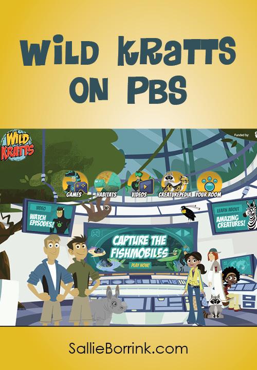 Wild Kratts on PBS