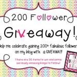 200 Follower Giveaway on Mrs. Kelly's Klass