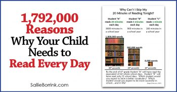1,792,000 Reasons Why Your Child Needs to Read Every Day 2