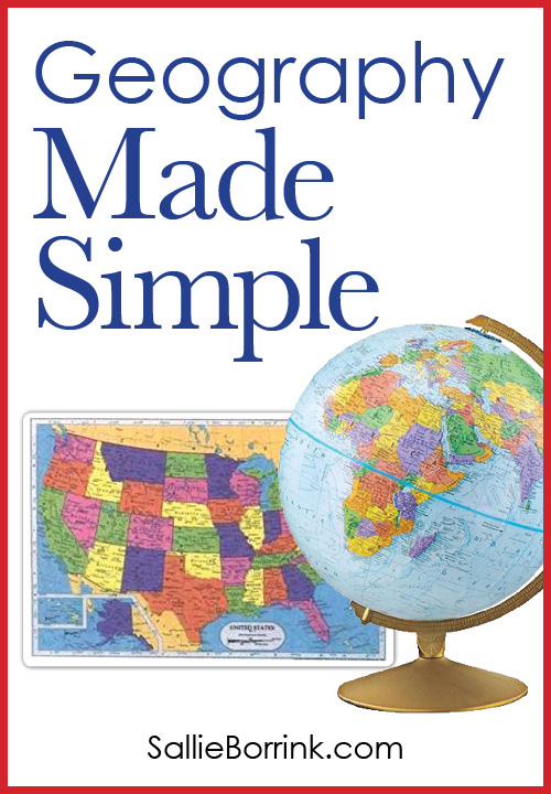 Geography Made Simple with Maps and Globes