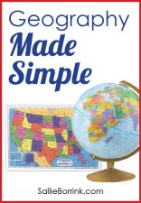 Geography Made Simple with Maps and a Globe