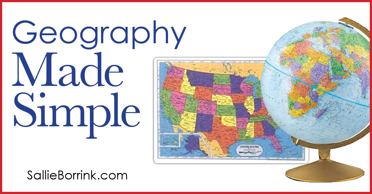 Geography Made Simple with Maps and Globes 2
