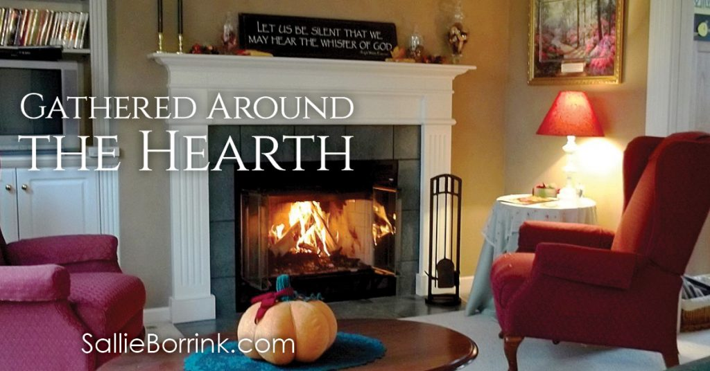 Gathered Around the Hearth 2