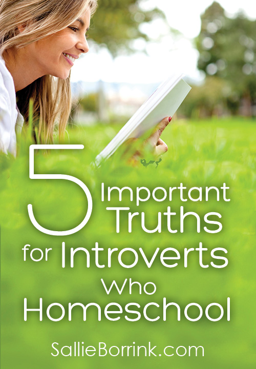 5 Important Skin Care Tips For Girls: 5 Important Truths For Introverts Who Homeschool