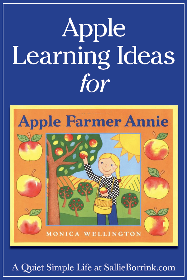 Apple Learning Ideas – Apple Farmer Annie