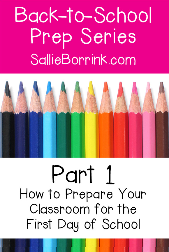 How to Prepare Your Classroom for the First Day of School