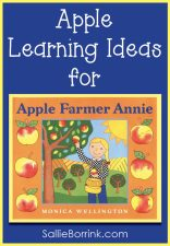 Apple Learning Ideas - Apple Farmer Annie