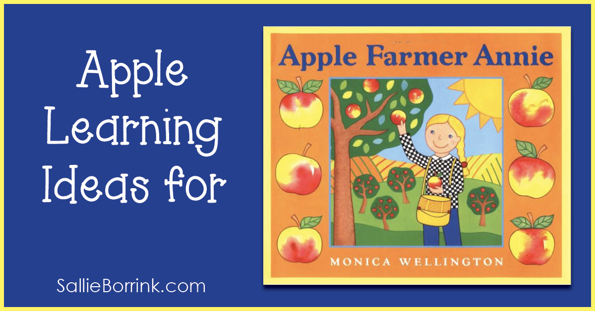 "Fall Apple Lesson Ideas for ""Apple Farmer Annie"" 2"