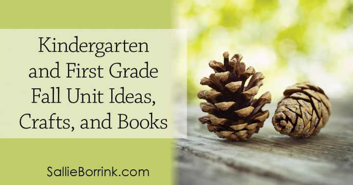 Kindergarten and First Grade Fall Unit Ideas, Crafts, and Books 2