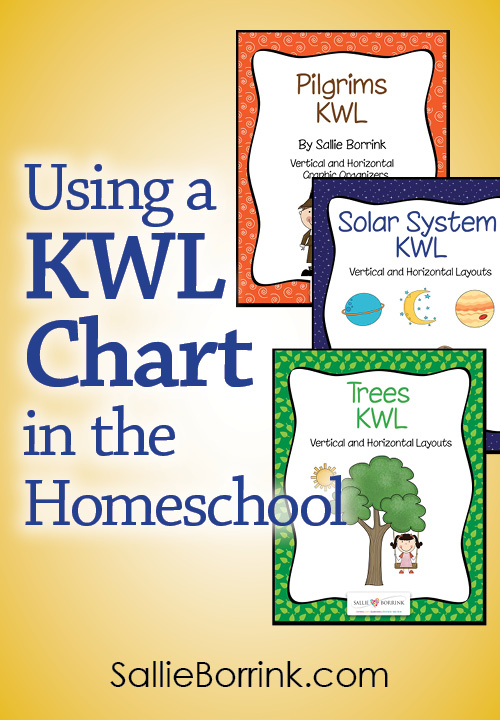 Using A Kwl Chart In The Homeschool - Sallieborrink.Com
