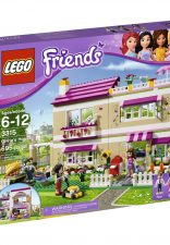 Caroline's newest project – LEGO Friends Olivia's House