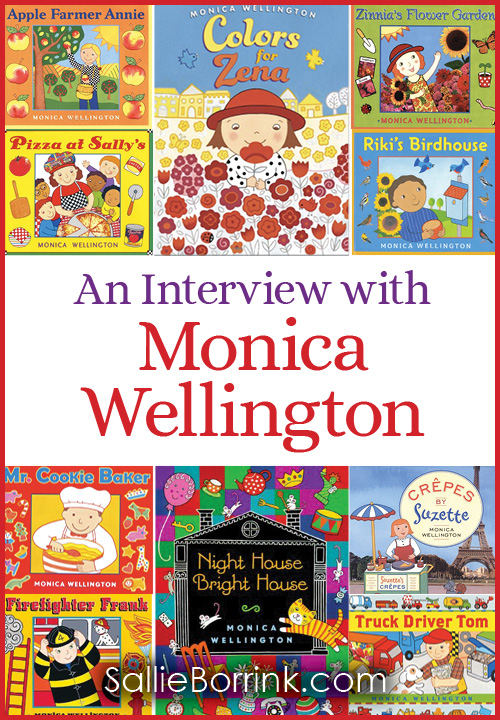 Monica Wellington Interview