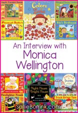 An interview with Monica Wellington
