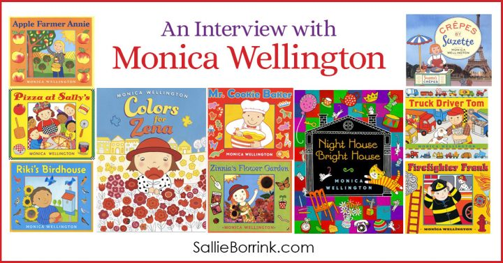 Monica Wellington Interview 2