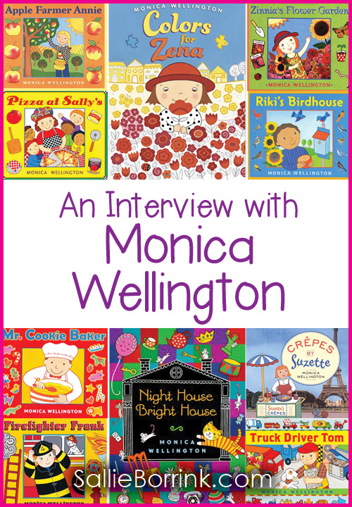 Monica Wellington Interview