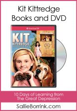 Kit Kittredge Books and DVD – Learning from the Great Depression
