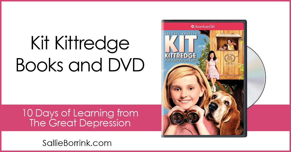 Kit Kittredge Books and DVD 2