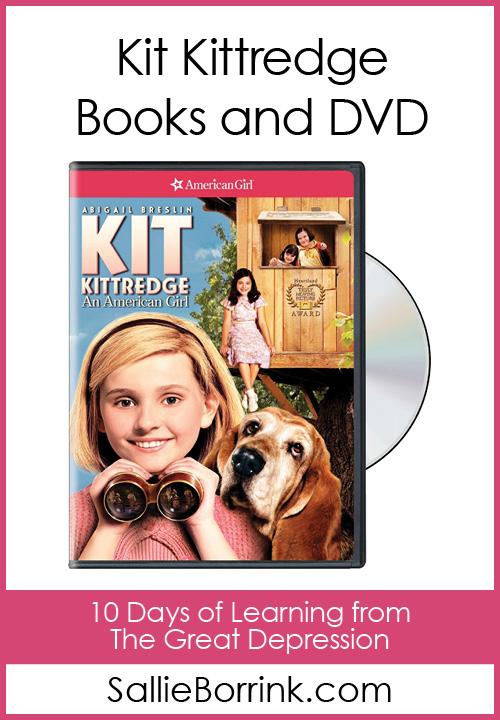Kit Kittredge Books and DVD