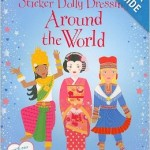 Sticker Dolly Dressing Around the World – Sticker Books as Learning Tools