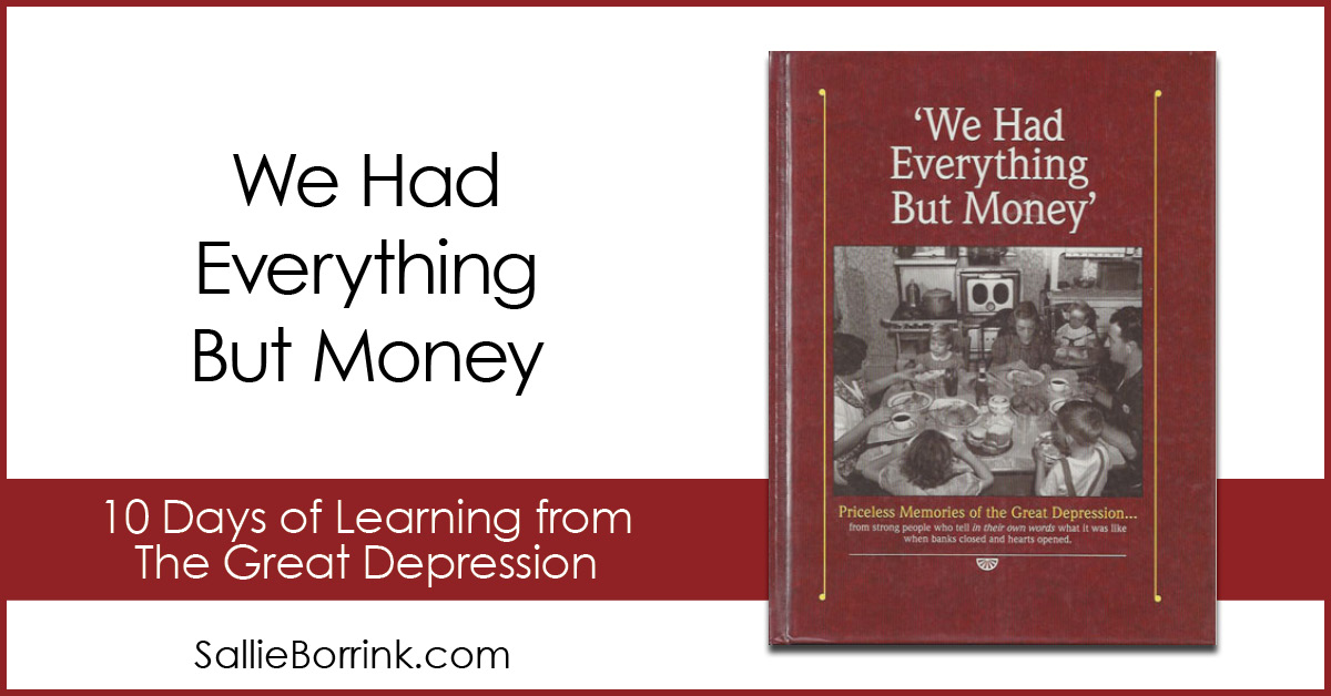 We Had Everything But Money 2