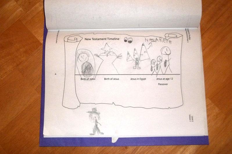 Timeline-in-Notebook