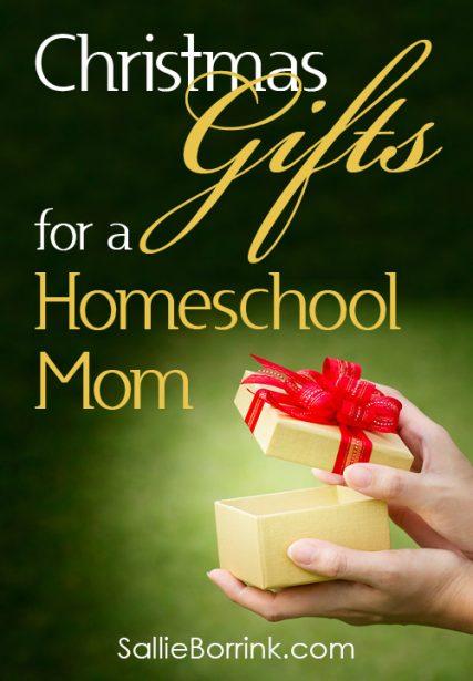 Christmas Gifts for a Homeschool Mom