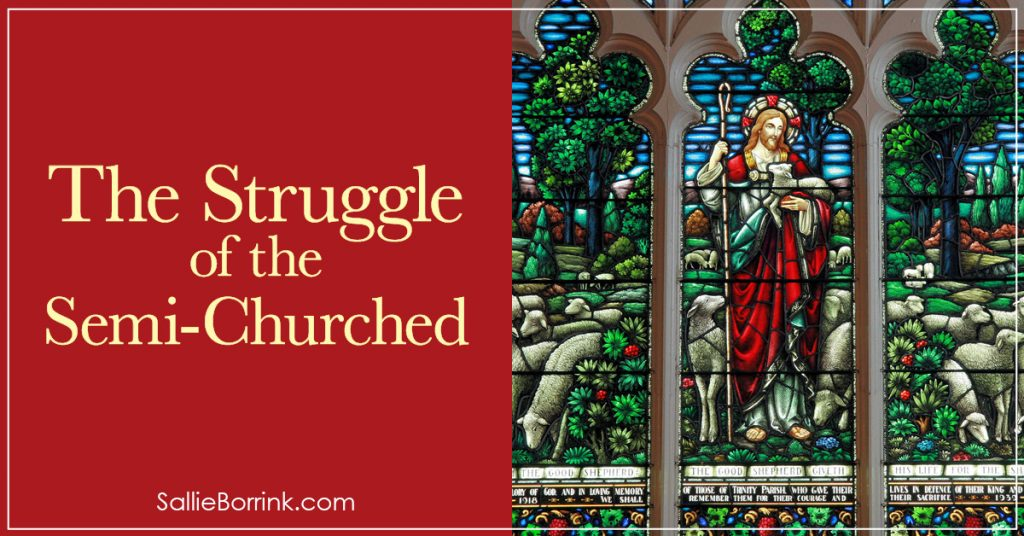 The Struggle of the Semi-Churched 2