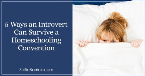 5 Ways an Introvert Can Survive a Homeschooling Convention 2