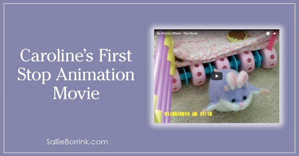 Caroline's First Stop Animation Movie 2