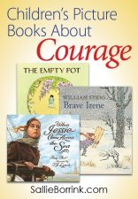 Children's Picture Books About Courage