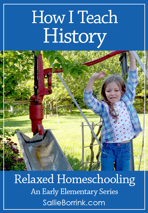 How I Teach History
