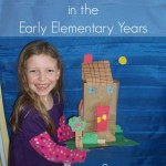 Relaxed Homeschooling in the Early Elementary Years Science