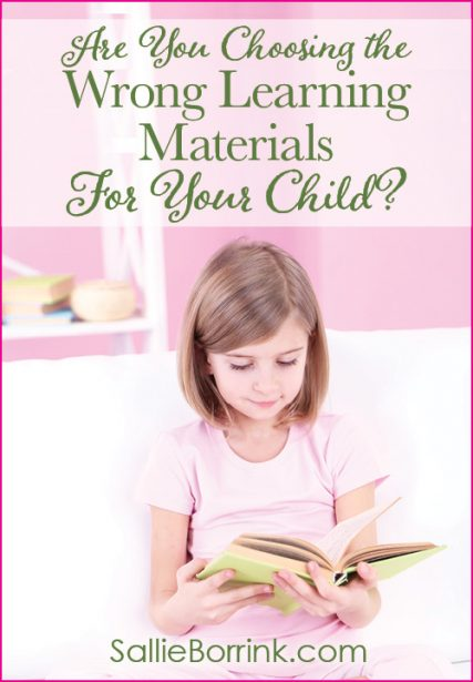 Are You Choosing the Wrong Learning Materials for Your Child?