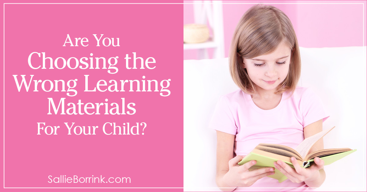 Are You Choosing The Wrong Learning Materials For Your Child 2
