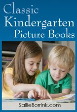 Kindergarten Classic Picture Books Reading List