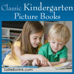 Kindergarten Classic Picture Books Reading List