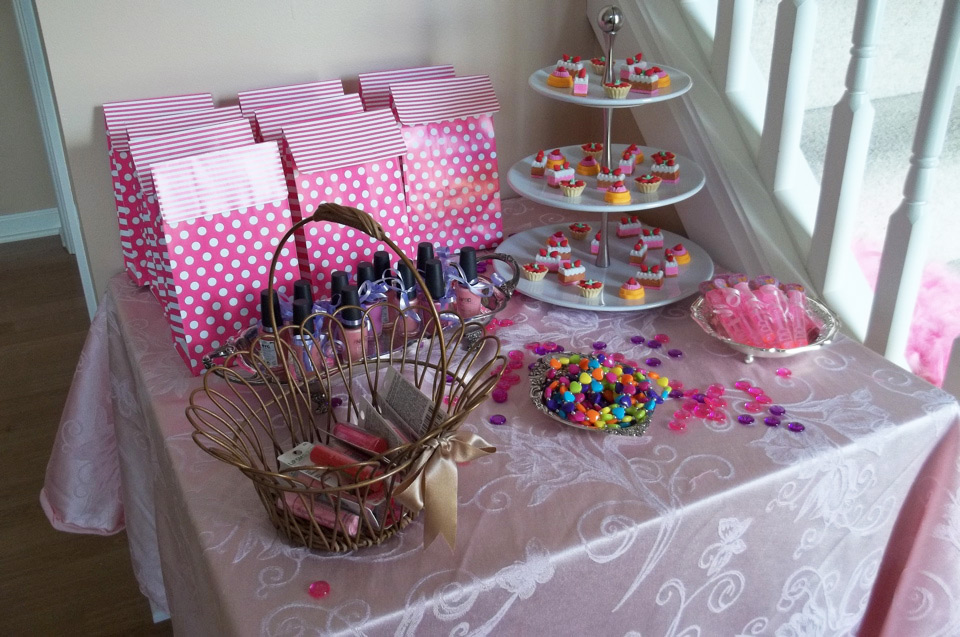 Fancy Nancy Party Favors