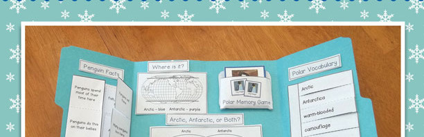 Polar-Creatures-Lapbook-021914-PREVIEW