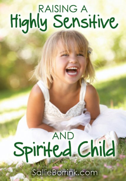 Raising a Highly-Sensitive and Spirited Child