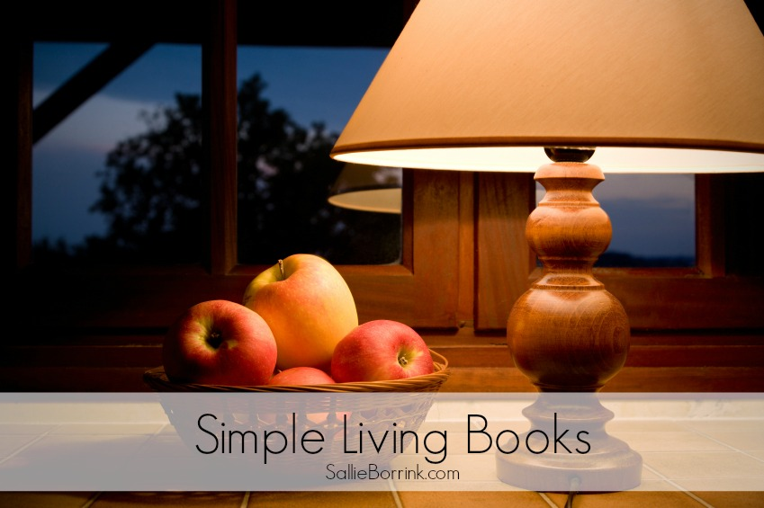 Simple Living Books Sallie Borrink