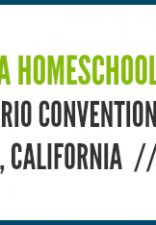 Last Great Homeschool Convention of 2014 – Ontario, California!