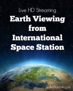 Live HD Earth Viewing from International Space Station