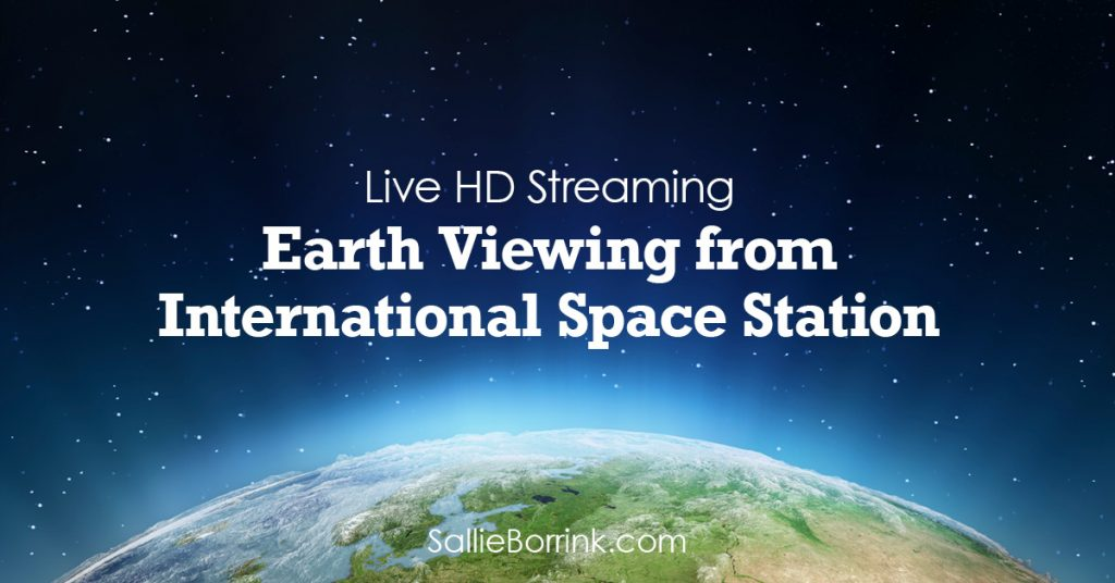 Live HD Streaming Earth Viewing from International Space Station 2