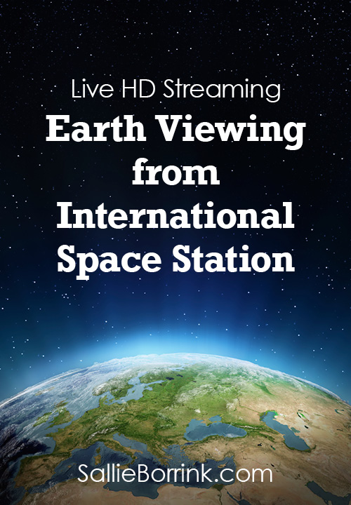 Live HD Streaming Earth Viewing from International Space Station