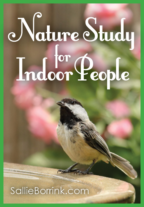 Nature Study for Indoor People