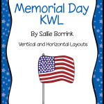 Memorial Day KWL – Graphic Organizers for Patriotic Unit Study