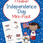 FREE Independence Day Printable Mini-Pack