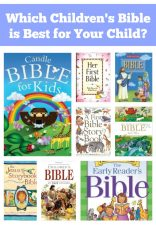 Which Children's Bible is Best for Your Child?