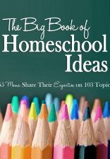 The Big Book of Homeschool Ideas – Now for sale!