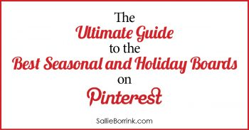 The Ultimate Guide to the Best Seasonal and Holiday Boards on Pinterest 2